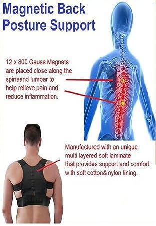 Magnetische Rücken Stützweste Schulter Haltung Unisex ...