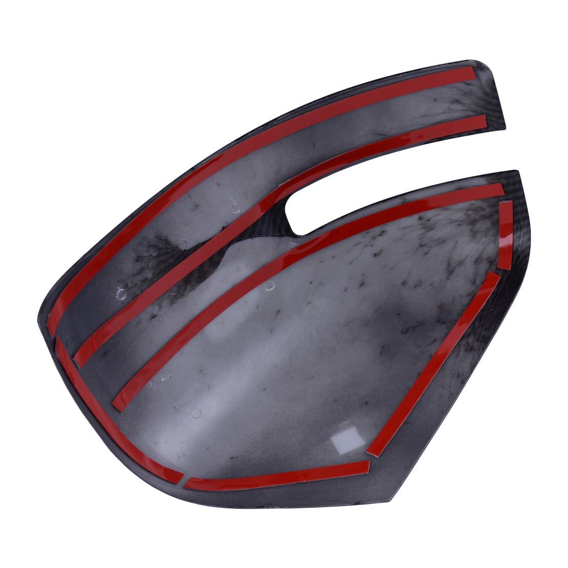 beler Side Door Wing Mirror Rearview Cover Trim