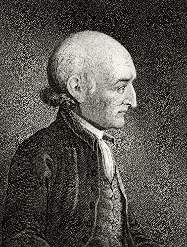 George Wythe 1726 To 1806 American Statesman And Founding Father A Signatory Of Declaration Of Independence 19Th Century Engraving By JB Longacre From A Portrait Poster Print (12 x 16)