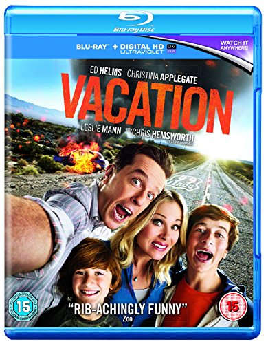 Vacation [Blu-ray] - Spy Helm Price