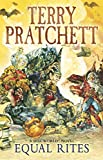 """Equal Rites A Discworld Novel"" av Terry Pratchett"