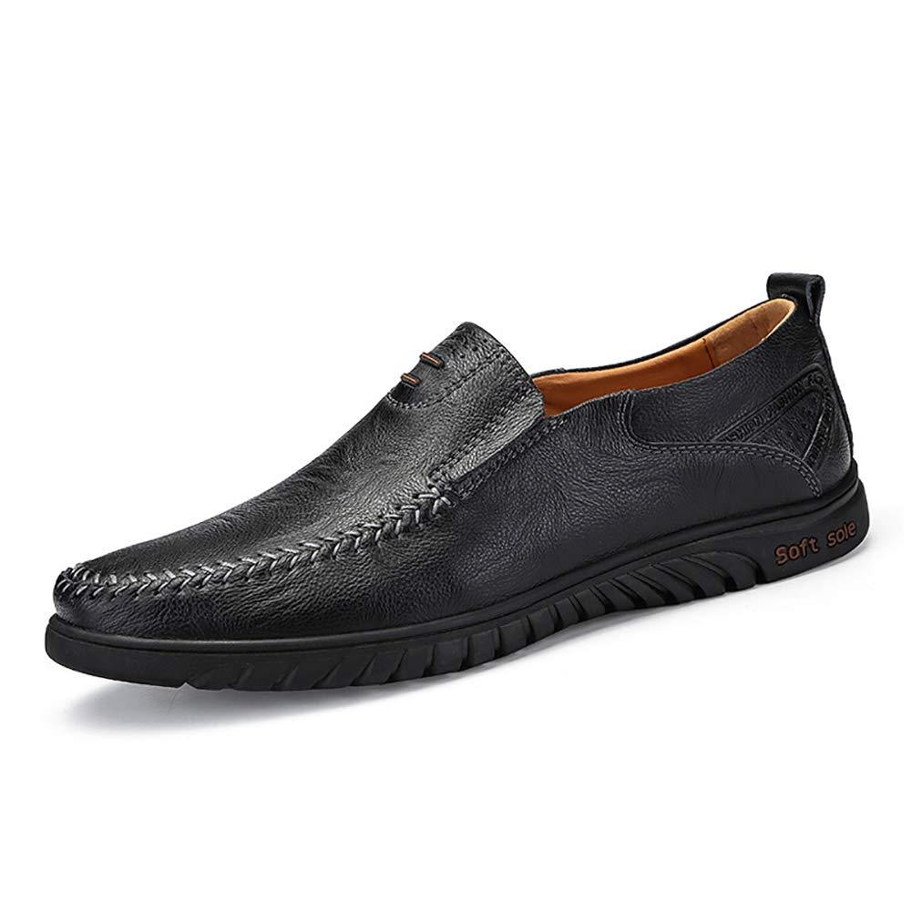 Herren Schuhe Casual Leder Driving Schuhe Komfort Büro & Karriere Slip-Ons & Loafers Frühling Herbst