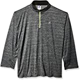 Russell Athletic Men's Big and Tall Ls 1/4 Streak