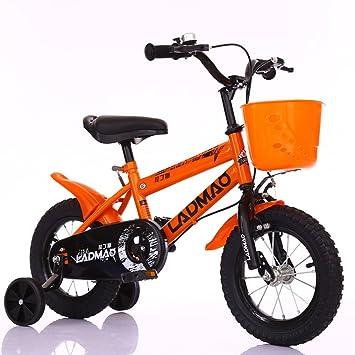 Bicicletas para niños JCOCO 2-5-6-8-14 años Carro de