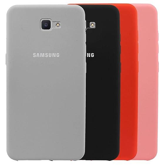 c53a9f3a353 Desconocido Funda Samsung J7 Prime Silicone Cover Case Protector:  Amazon.com.mx: Electrónicos