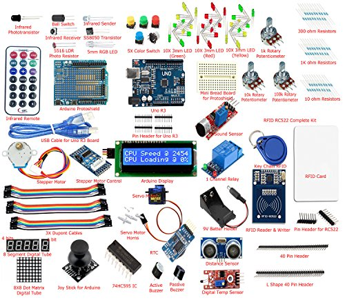 Frentaly%C2%AE Ultimate Starter Arduino Stepper product image