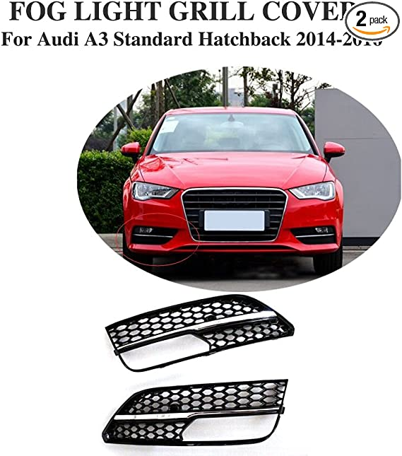 HATCHBACK REAR BUMPER REFLECTOR RIGHT O//S NEW GENUINE AUDI A3 S3 RS3 16