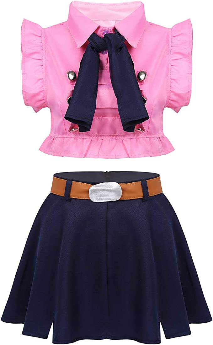 dluns - 4 Faldas de Mujer Uniforme Escolar Japonesa Elizabeth Mini ...