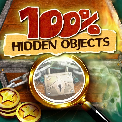 100% Hidden Objects [Download] image