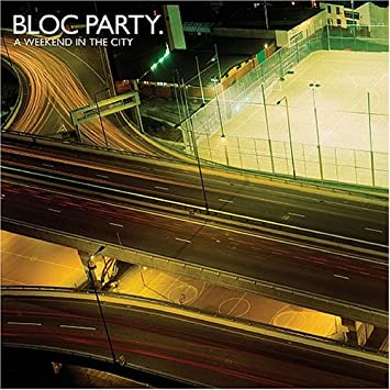 Bloc Party A Weekend In The City Vinyl Amazon Com Music