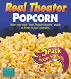 Wabash Valley Farms Popcorn - Real Theater - Original - 5 pouches