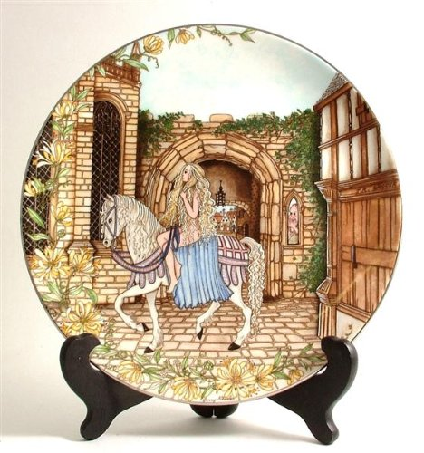 Wedgwood Lady Godiva collector plate CP466