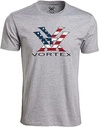 Vortex Men's Stars and Bars Shirt