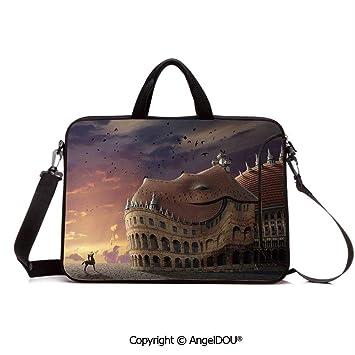 Prince Messenger Bag Personalized