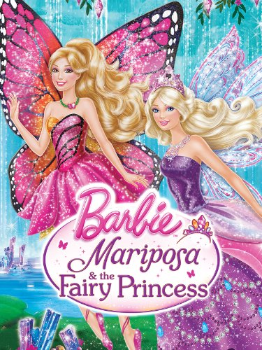 Barbie Mariposa And The Fairy Princess -