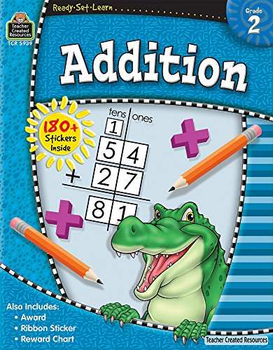 - Ready-Set-Learn: Addition Grd 2