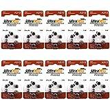 Hearing Aid Zinc Air Batteries A312 Size: 312 (60 Batteries)