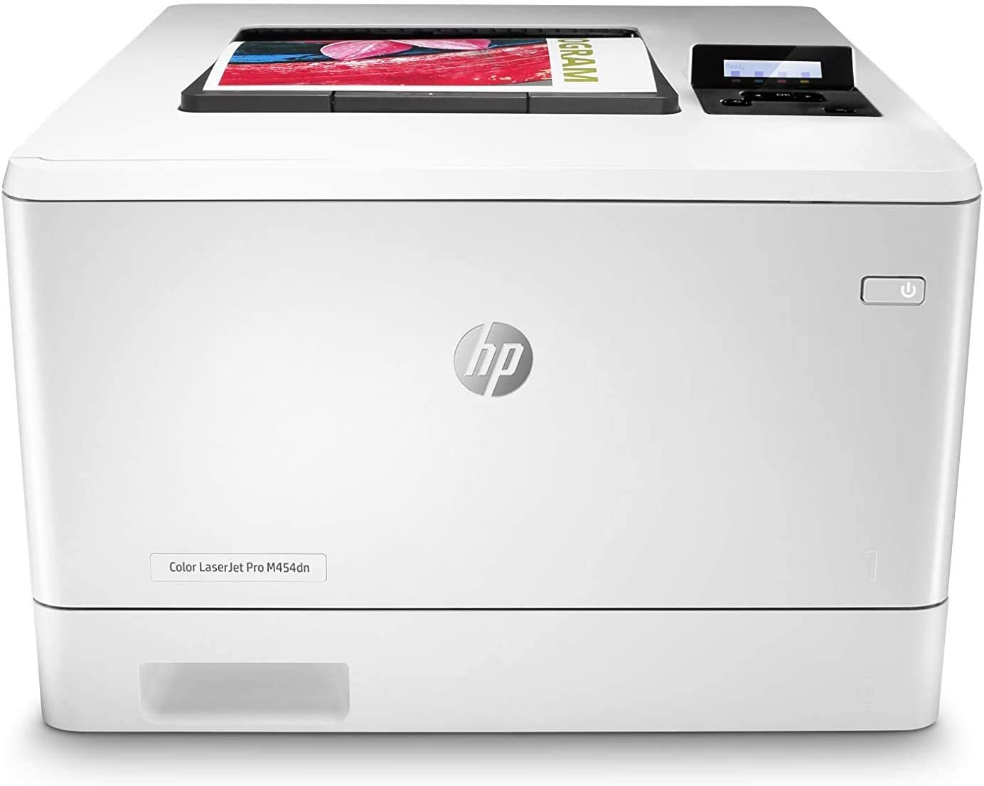 HP Color LaserJet Pro M454dn Printer (W1Y44A) (Renewed)