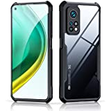 """Xundd Case for Xiaomi Mi 10T/ Xiaomi Mi 10T Pro 5G (6.67"""") with Integrated Camera Cover, [Military Grade Drop Tested] Slim Cl"""