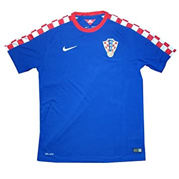 15dbd25f135 2014-15 Croatia Away World Cup Football Shirt, Jerseys - Amazon Canada