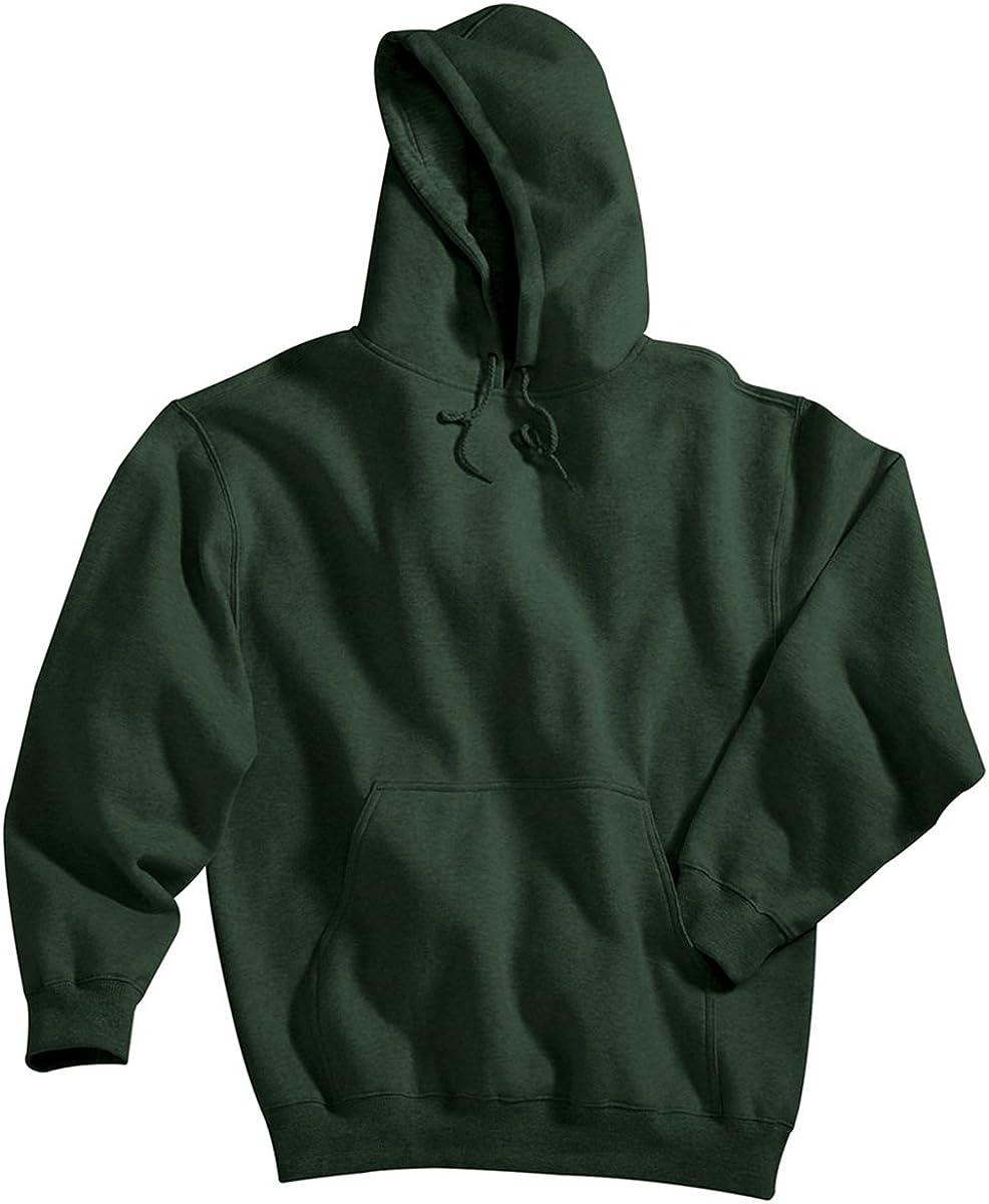 689 Perspective Tri Mountain Premium Hooded Cotton//Polyester Fleece