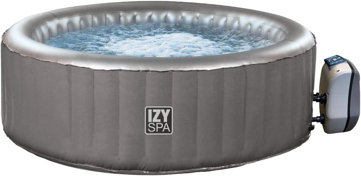 Whirlpool IZY Spa hinchable para 4 personas, diámetro 165 x ...
