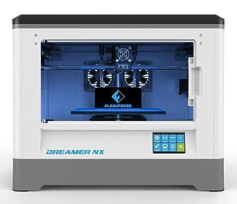 FlashForge Dreamer NX Impresora 3D, casi totalmente montada ...