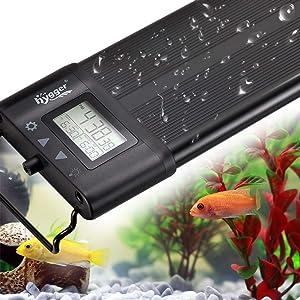 hygger Aquarium Programmable LED Light