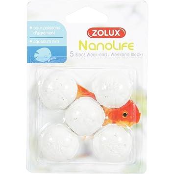 ZOLUX ACTIZOO - suministro de alimentos para peces de pecera y acuario: Amazon.es: Productos para mascotas