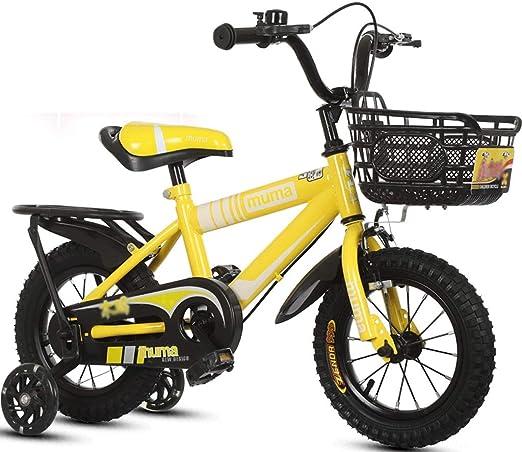 LI HAO SHOP Bicicletas para niños, Bicicletas para niños ...