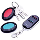 VODESON Wireless Key Finder RF Item Locator Item Tracker with Remote for Keys Keychain Wallet TV Remote Phone Luggage Pet Rem