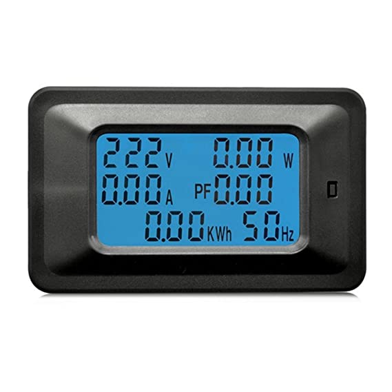 Review Botrong 100A AC LCD