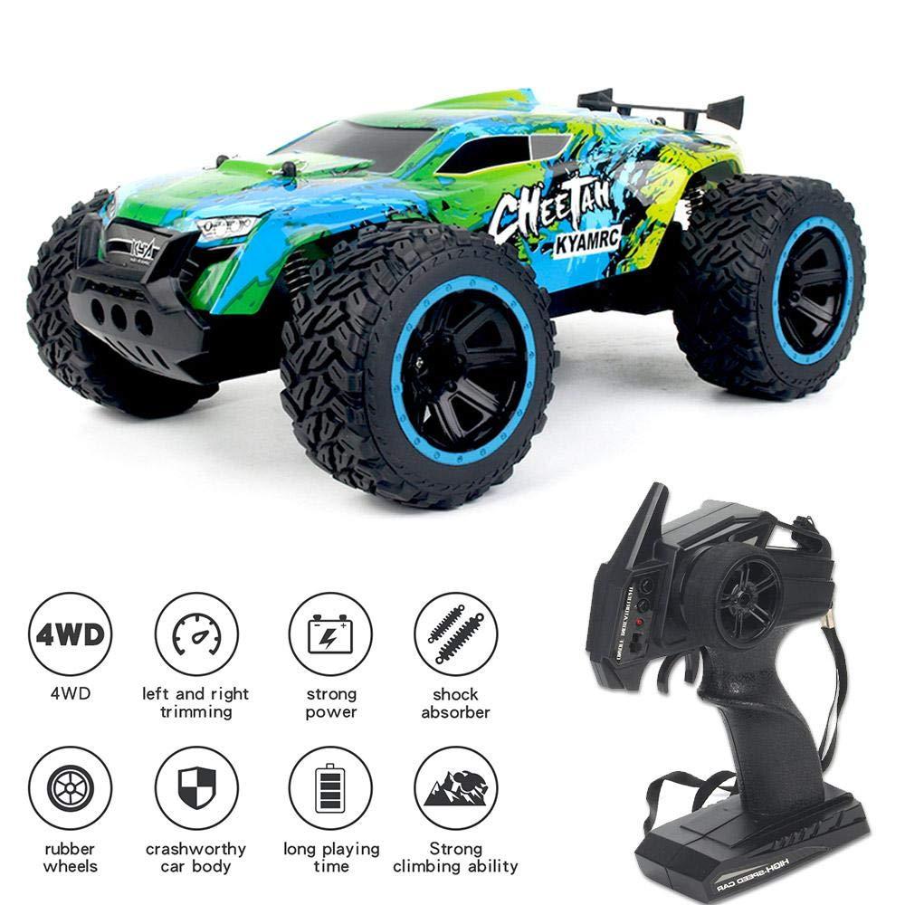 1:14 RC Remote Control Off-Road Vehicle Racing Car 2.4Ghz Crawlers Kid Toy  U