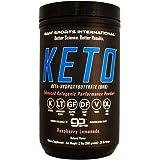 Giant Sports Giant Keto, Raspberry Lemonade, 14.6g BHB Salts, Beta-Hydroxybutyrate, Exogenous Ketone Supplement, Ketosis Inducing, Weight Management Powder, Energy, Focus, 20 Servings