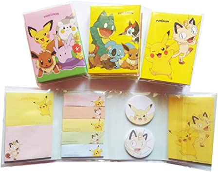 5 MUST TRY Pokemon Bookmark Corner DIY - Eevee & Friends - Cute ... | 355x448