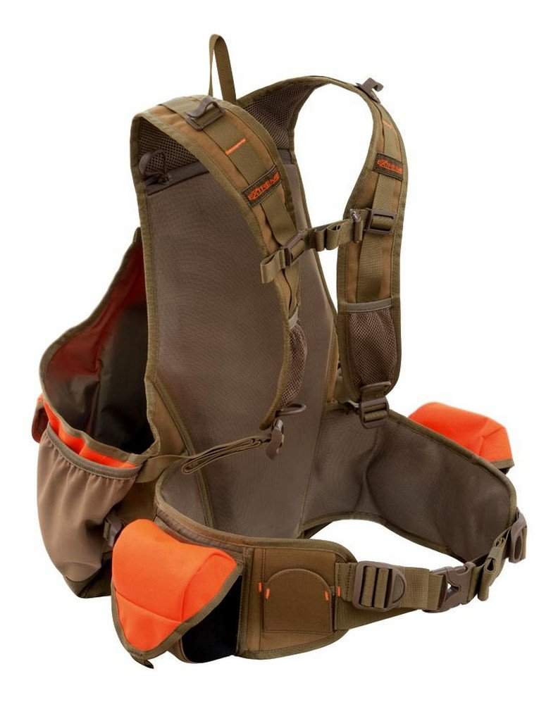 ALPS OutdoorZ Upland Game X Vest, Blaze, X-Large by ALPS OutdoorZ (Image #2)