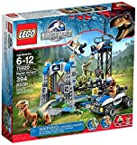 394 Pieces, Raptor Escape Building Set