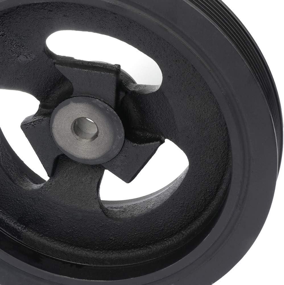 FEIPARTS Harmonic Balancer Crankshaft Pulley Fit for 1993-2004 Dodge Intrepid 1993-1997 Eagle Vision 594-183 309-00466