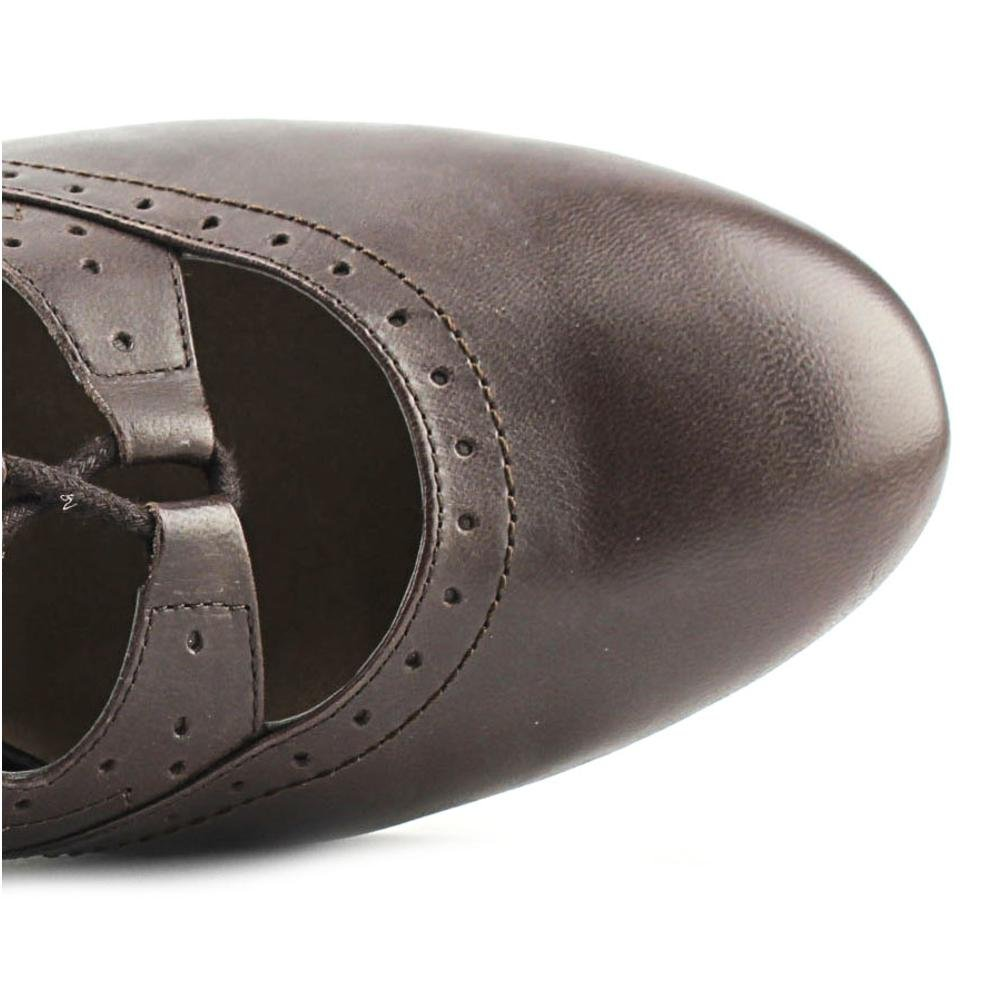 Bella B01ECZ1DAE Vita Womens Posie Leather Closed Toe Classic Pumps B01ECZ1DAE Bella 9.5 N US Dark Brown 86fbbd