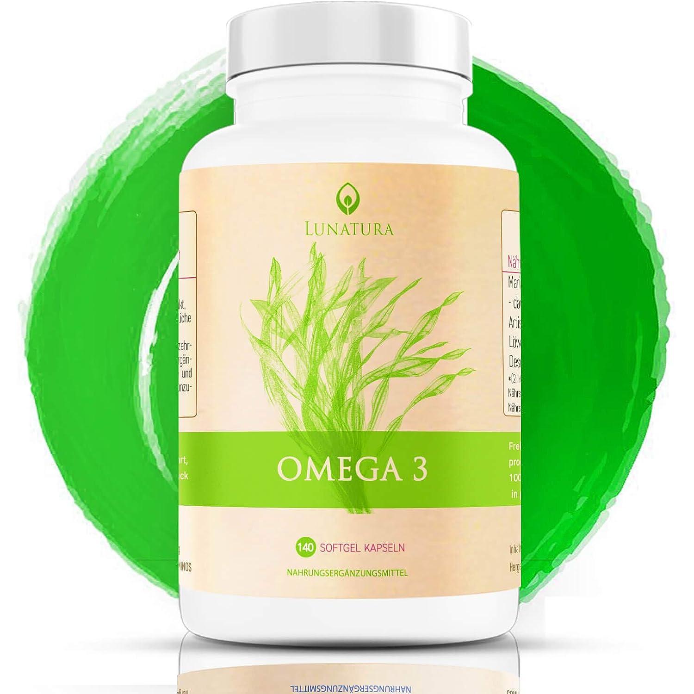 Lunatura Pflanzliches Omega 3