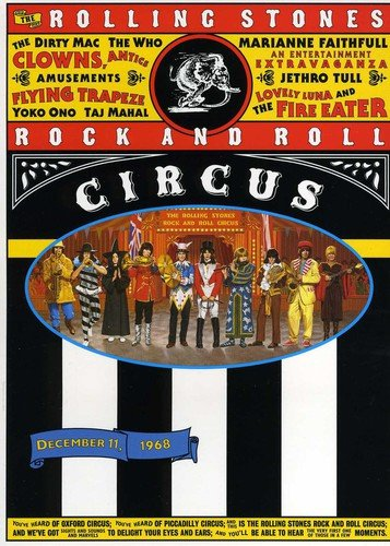 DVD : The Rolling Stones - The Rolling Stones Rock and Roll Circus (Digipack Packaging)