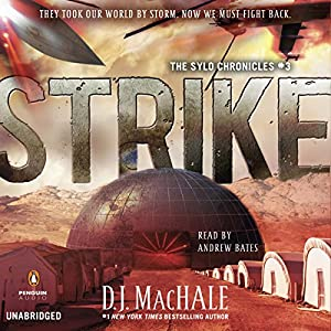 Strike Audiobook