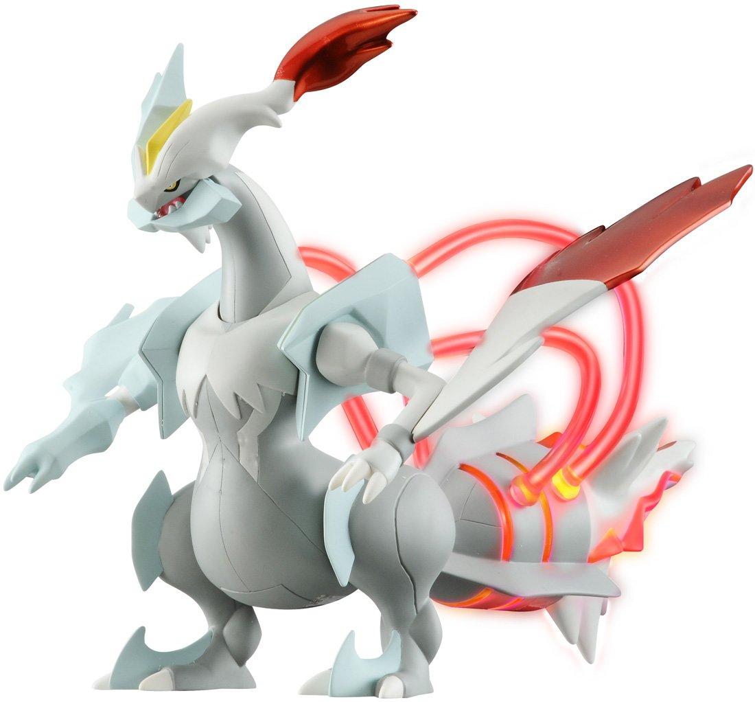 amazon com takara tomy pocket monsters pokemon action figure white