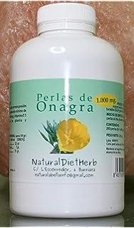 Aceite de ONAGRA 1000 mgr 200 perlas!! // S. Premenstrual y mas