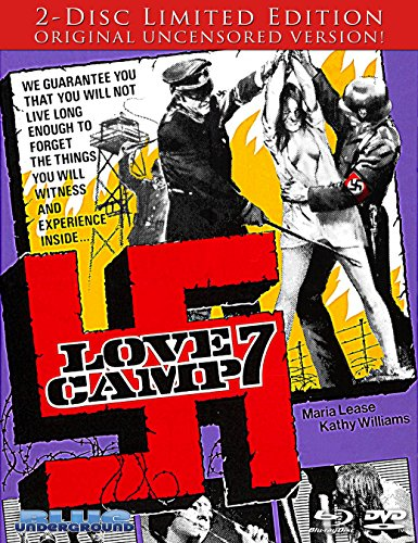 Blu-ray : Love Camp 7 (With DVD, 2PC)
