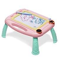 LODBY Cute Magnetic Doodle Drawing Board for Toddler Girl/Boy Toys