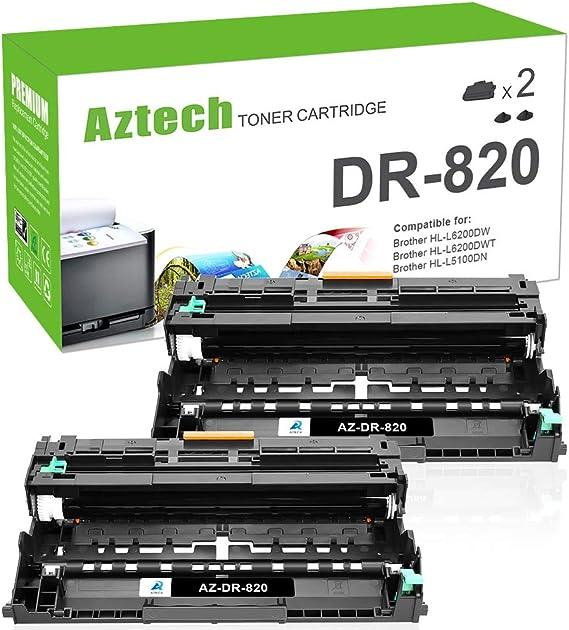 L5850DW L5100DN L5200DW L5650DN ZMARK Compatible Drum for Brother DR820 MFC L5700DW HL L5000D L6300DW L5600DN DCP L5500DN L5800DW L5900DW L6200DW L5200DW L6800DW L6700DW