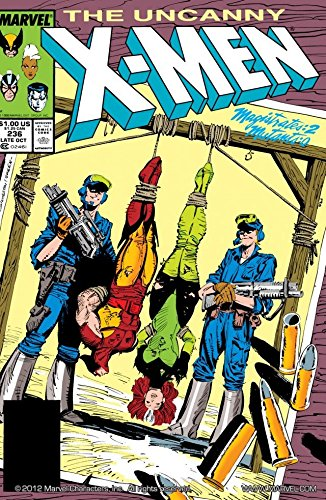 Tom 236 (Uncanny X-Men (1963-2011) #236)