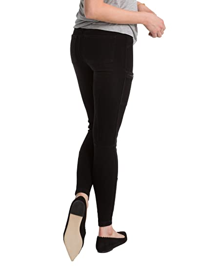 d1844e1ec706cd SPANX Cargo Leggings, Gray Wash, XLarge: Amazon.in: Clothing & Accessories