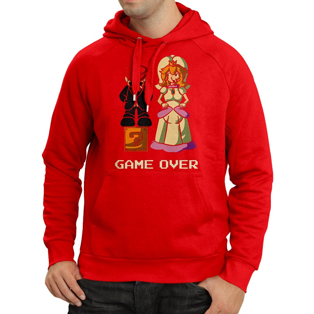 N4441H Hoodie The Game is Over